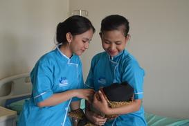 Kunjungan Perawat ke rumah Pasien kapanpun dan dimanapun