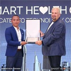 Penyedia Homecare Insan Medika mendapatkan Top 50 Healthcare Company Award Presented by SmartHealthDubai