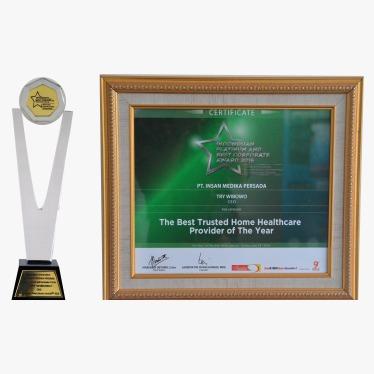 Penghargaan 30 under 30 Forbes Asia 2017 Insan Medika