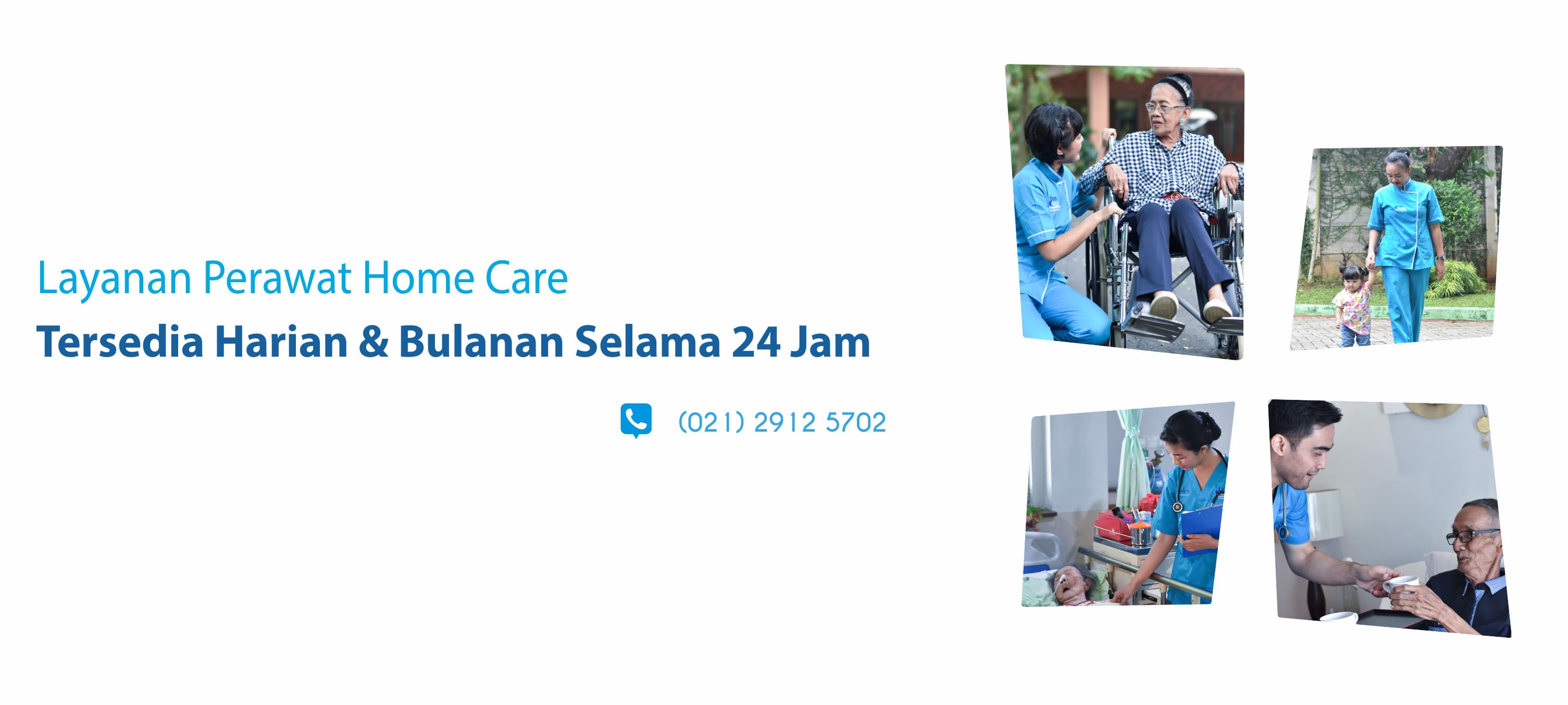 Kami memiliki Layanan Perawat Home Care 24 Jam meliputi layanan perawat medis, perawat lansia, perawat orang sakit, perawat anak